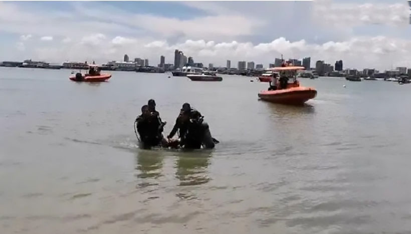 Pattaya curfew breaker drowns | The Thaiger