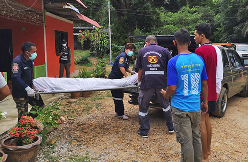 Suspect in Phattalung murder commits suicide as police close in | Thaiger