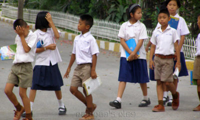 Parents wary about school preparations for return to class on July 1 | The Thaiger