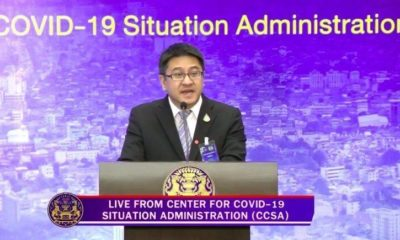 245 new cases, 181 locally transmitted-Covid update   The Thaiger