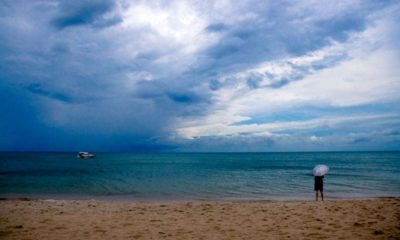 Hot in the north, wet in the south, cyclone in the Bay of Bengal | The Thaiger