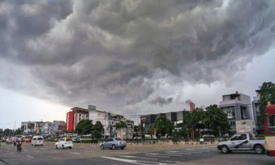 Rains, thundershowers predicted to blanket all regions | The Thaiger