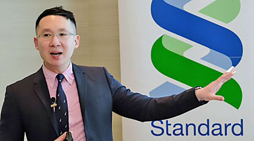 Standard Chartered Bank forecasts 2 year economic recovery for Thailand   The Thaiger