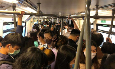 Survey finds Bangkok's public transport lacking when it comes to safety measures | The Thaiger