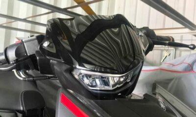 Lộ diện hình ảnh của Yamaha Exciter 155 VVA   Thaiger