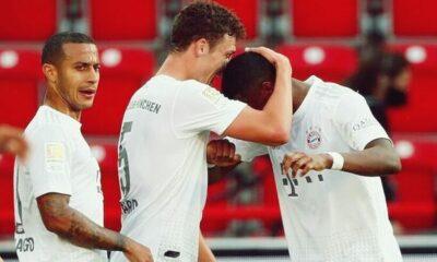 Highlight trận đấu Union Berlin vs Bayern Munich vòng 26 Bundesliga: Thắng dễ dàng trận tái xuất thời Covid-19 | The Thaiger