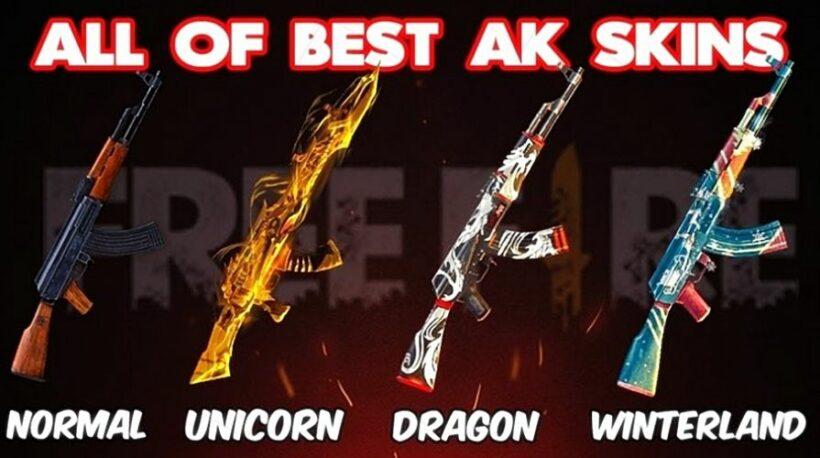 Chọn súng trường tấn công trong Garena Free Fire: AK47 hay Groza tốt hơn? | News by Thaiger