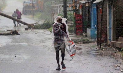 Cyclone Amphan: Crossed the coast and now saturating India and Bangladesh | The Thaiger