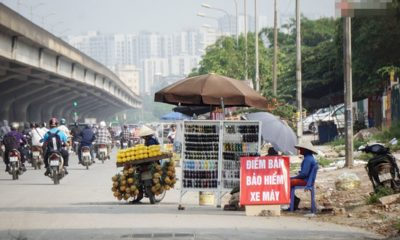 Hà Nội: Người dân đổ xô đi mua bảo hiểm xe máy | Thaiger