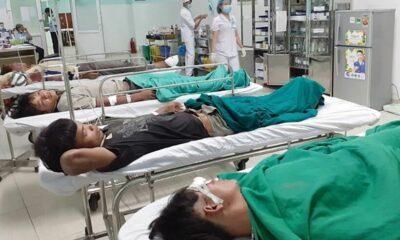 Kon Tum: Đứt cáp công trình khiến 3 người chết, 3 người bị thương | Thaiger