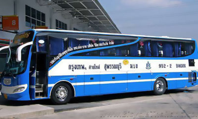 Transport Company interprovincial bus services to the South remain suspended | The Thaiger