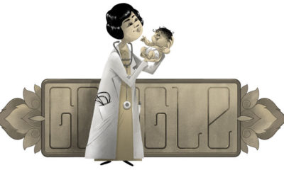 First female doctor in Thailand celebrated by Google | The Thaiger