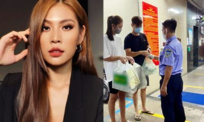 Vợ chồng Chúng Huyền Thanh lên tiếng sau khi bị chỉ trích vì hành động dùng chân bấm thang máy   The Thaiger