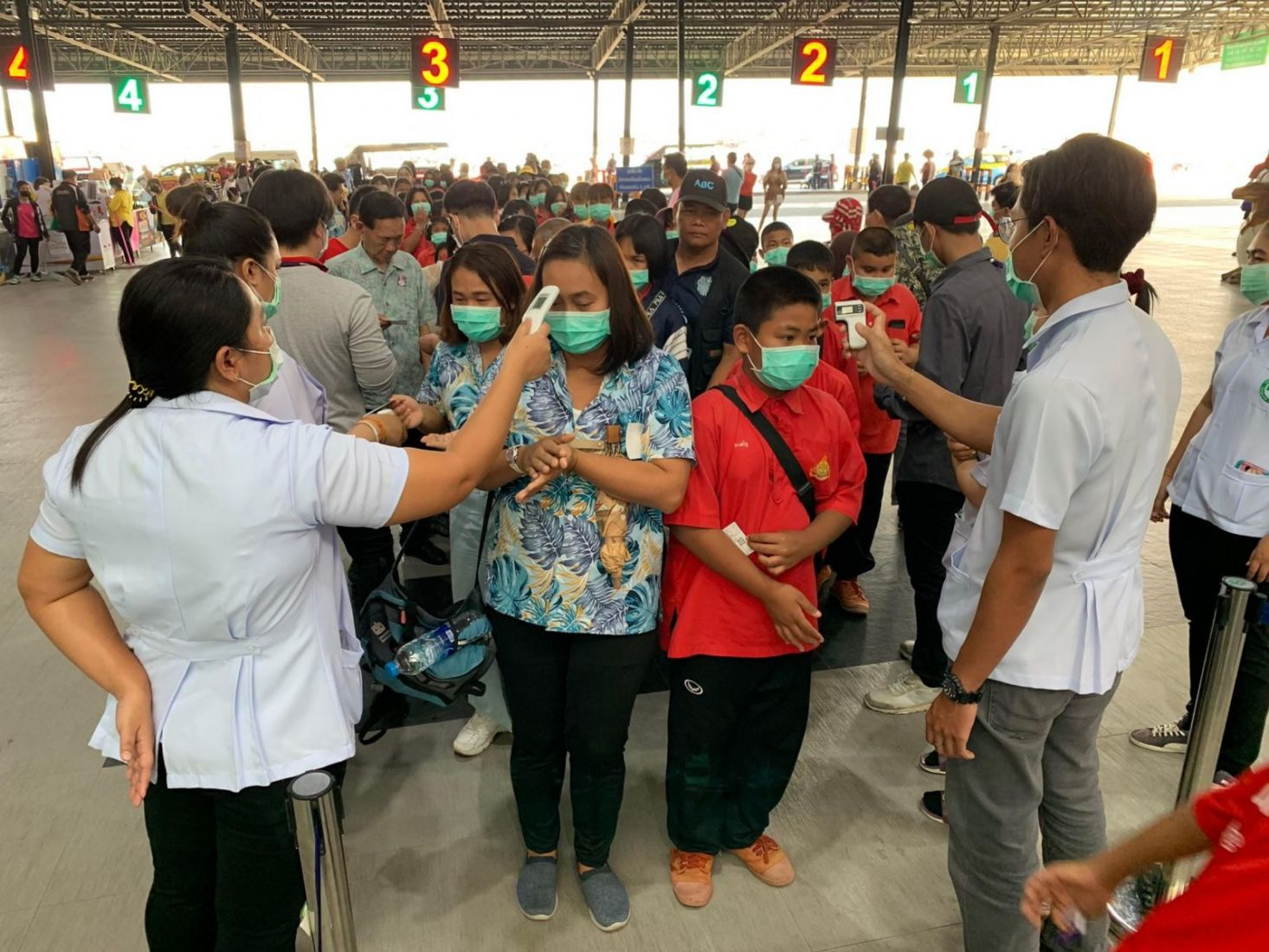 No new Covid-19 cases in 65 provinces for a month | The Thaiger