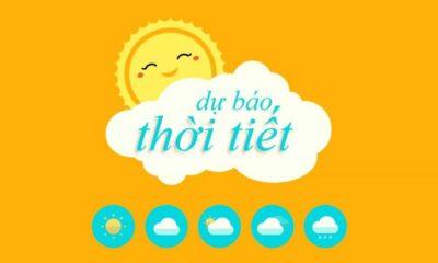 Dự báo thời tiết hôm nay: Miền Bắc chấm dứt chuỗi nắng nóng | The Thaiger