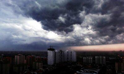 Dự báo thời tiết hôm nay 22/5: Miền Bắc dứt nắng nóng gay gắt, Hà Nội mưa giông gió giật | The Thaiger