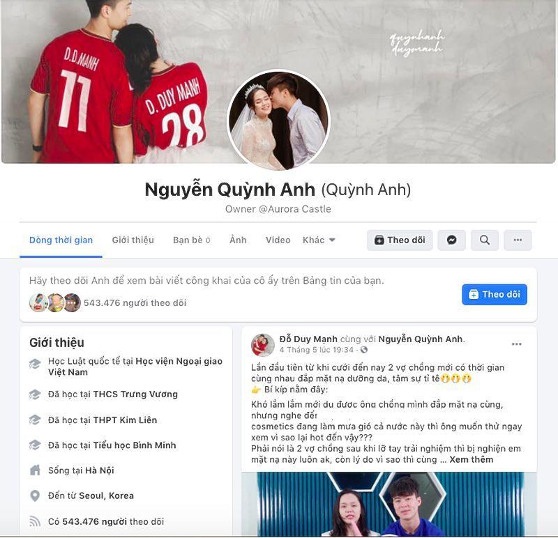 Quỳnh Anh - Duy Mạnh: Cuộc sống hôn nhân không có màu hồng   News by Thaiger