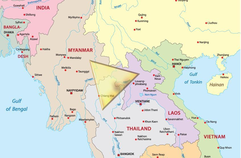 Golden Triangle drug trade thrives during pandemic   News by Thaiger