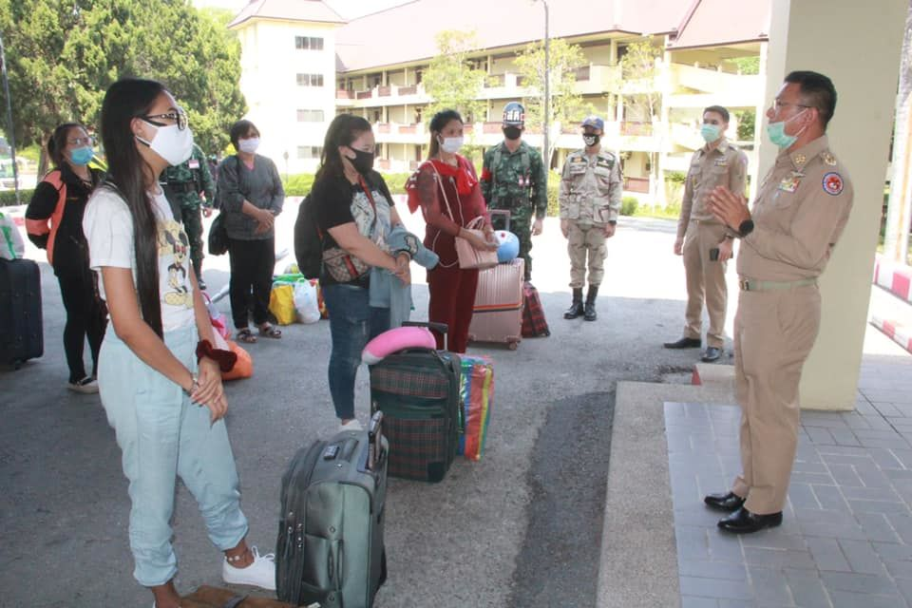 Chiang Rai quarantines 26 returnees from Phuket | The Thaiger