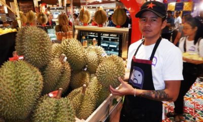Thai Fruit Golden Month festivals to be held in 8 Chinese cities | Thaiger