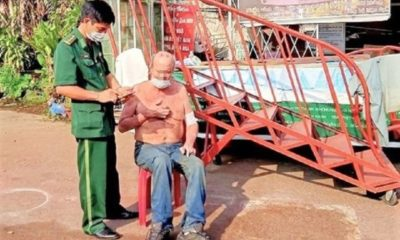 TP HCM: Nhảy sông Sài Gòn tìm hộ chiếu, người đàn ông ngoại quốc bị nước cuốn trôi | The Thaiger