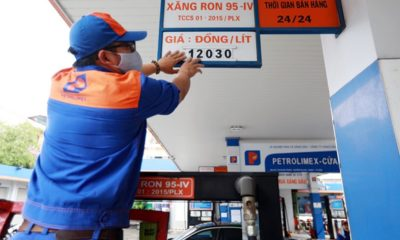 Ngày mai giá xăng dầu dự kiến tăng mạnh | Thaiger