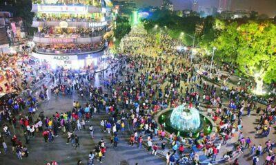 Hà Nội: Mở lại phố đi bộ Hồ Gươm | Thaiger