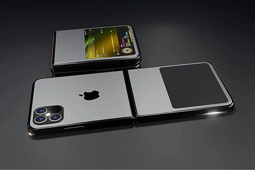 Ngắm nhìn thiết kế iPhone 12 Flip màn hình gập độc đáo, đầy mê hoặc | News by Thaiger