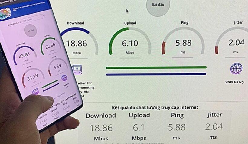 """Tình trạng Internet tốc độ """"rùa bò"""": Cáp quang AAG chưa sửa xong, lại tới APG đứt   News by Thaiger"""