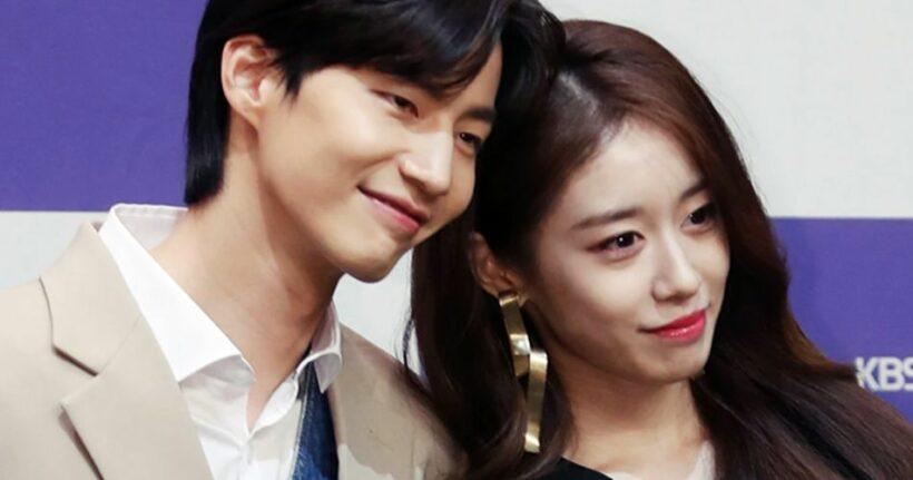 Rộ tin đồn Jiyeon (T-ara) và tài tử Song Jae Rim hẹn hò | News by Thaiger