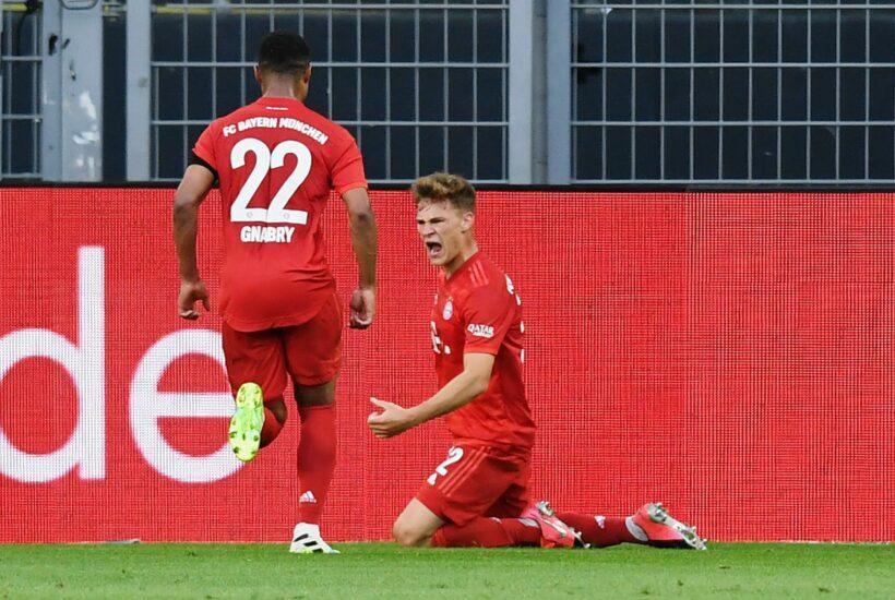 Highlights trận đấu Dortmund vs Bayern Munich (Vòng 28 giải VĐQG Đức Bundesliga)   News by Thaiger