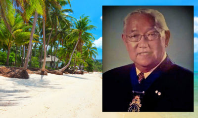 Vale Ken Chung, Koh Samui hotelier and former Honorary Consul dies | The Thaiger