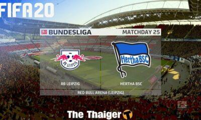 Nhận định bóng đá trận RB Leipzig vs Hertha Berlin – Bundesliga – (23h30 ngày 27/5): Lối thoát nào cho Hertha? | Thaiger