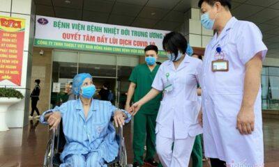 Cập nhật tình hình COVID-19 tại Việt Nam (Ngày T7 30/5): Ghi nhận ca nhiễm nCoV mới chỉ 1 tuổi | The Thaiger