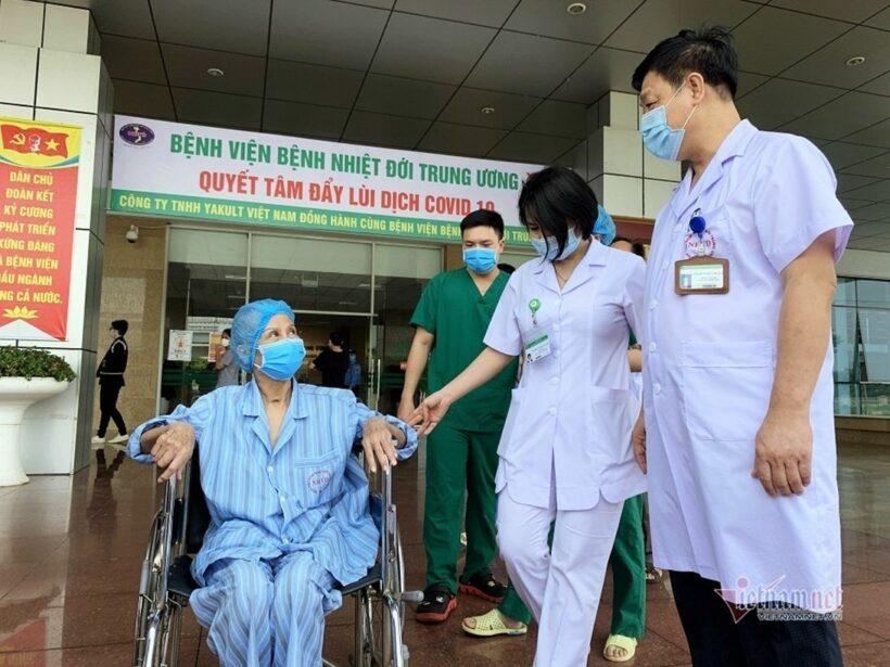 Cập nhật tình hình COVID-19 tại Việt Nam (Ngày T7 30/5): Ghi nhận ca nhiễm nCoV mới chỉ 1 tuổi   The Thaiger