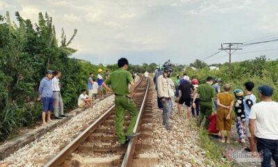 Thừa Thiên – Huế: Người phụ nữ bị tàu hỏa tông tử vong đúng ngày sinh nhật | The Thaiger