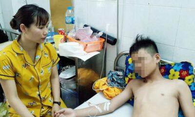 Thanh Hóa: Học sinh bị thầy giáo đánh nhập viện | The Thaiger