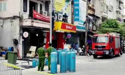 Hà Nội: Ba người bị thương bởi vụ nổ trên phố Cửa Nam | The Thaiger