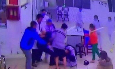 Lâm Đồng: Nữ điều dưỡng và bảo vệ bị người nhà bệnh nhân hành hung | The Thaiger