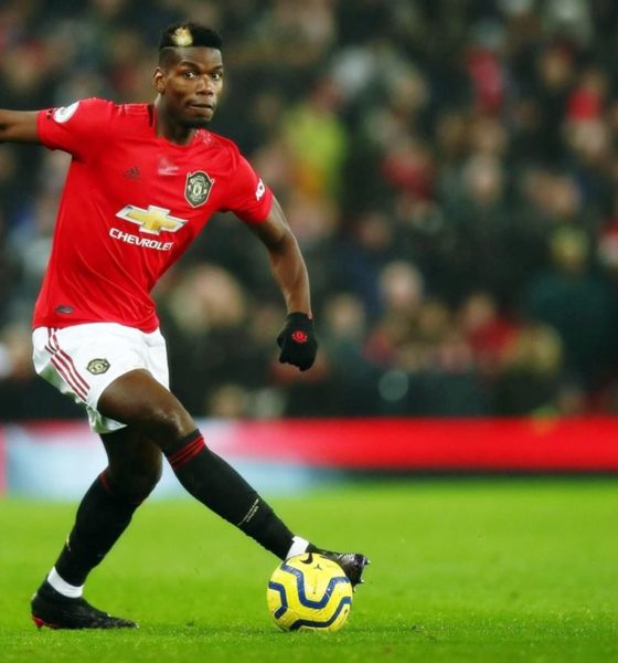 Harry Maguire muốn MU giữ Pogba   Thaiger