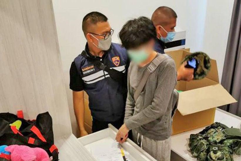 Singaporean visa forger sentenced, fined, awaiting deportation | News by Thaiger