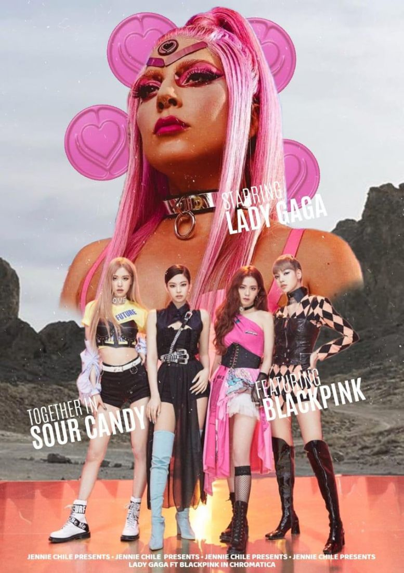 Lady Gaga và Blackpink phát hành sớm 'Sour Candy' vì bị leak | News by Thaiger