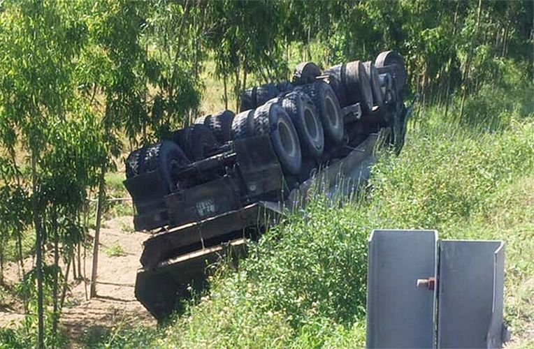 Hà Tĩnh: 4 ô tô đâm liên hoàn trên quốc lộ 1A   News by Thaiger