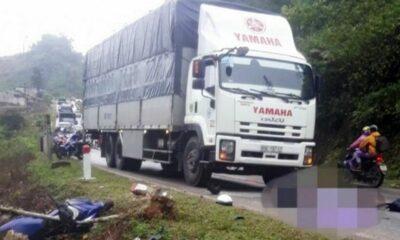 Chỉ trong ngày thứ 3 của kì nghỉ lễ có tới 24 người chết vì tai nạn giao thông   The Thaiger
