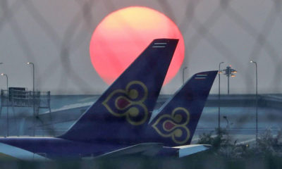 Thai Airways to lay off 30% of its staff   The Thaiger