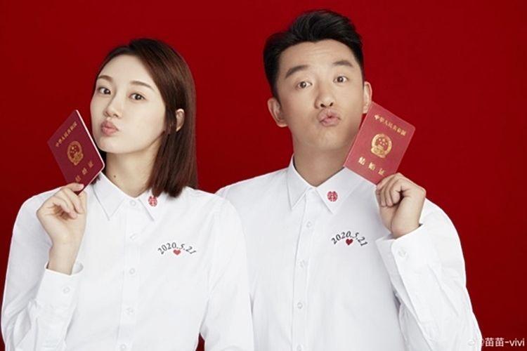 Trịnh Khải và Miêu Miêu chính thức tuyên bố kết hôn | News by Thaiger