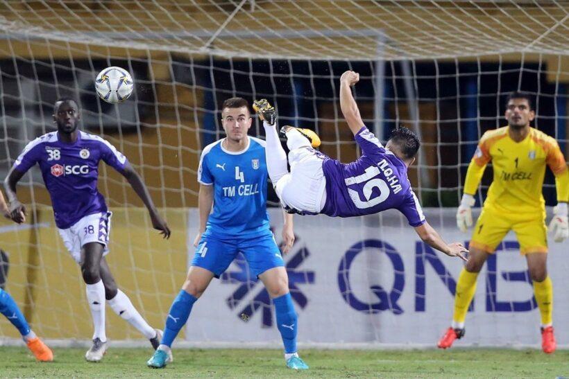 Bàn thắng đẹp nhất AFC Cup: Quang Hải cầm chắc chiến thắng | News by Thaiger