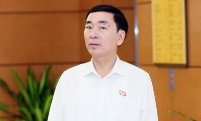 Ông Trần Quốc Tỏ được bổ nhiệm giữ chức vụ Thứ trưởng Bộ Công an | Thaiger