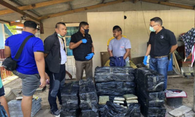 Bangkok sting results in seizure of 221 kilograms of marijuana | The Thaiger