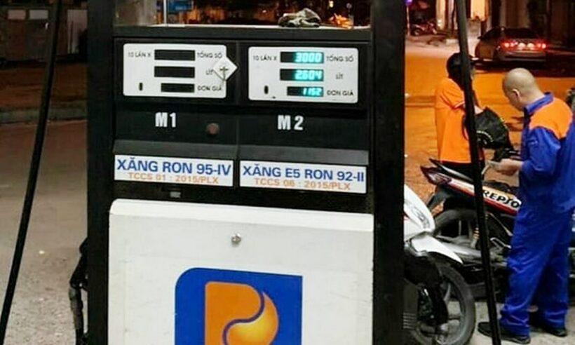 Giá xăng, dầu hôm nay tiếp tục tăng | The Thaiger